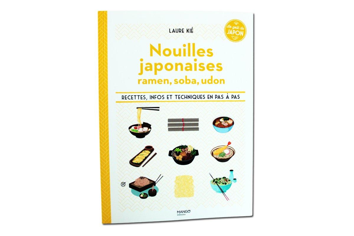 nouilles japonaises mango le march japonais. Black Bedroom Furniture Sets. Home Design Ideas