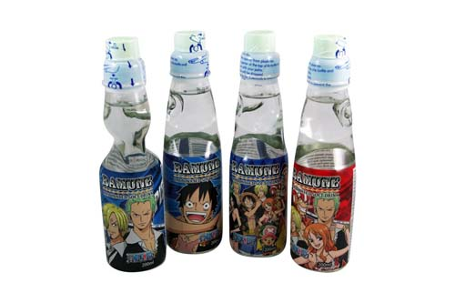 Limonade Japonaise Ramune STO - One Piece - 20 cl