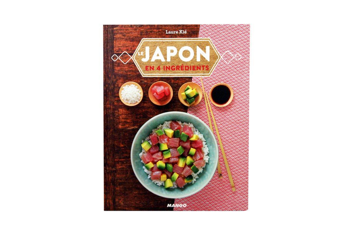 Le japon en quatre ingr dients mango - Apprendre a cuisiner japonais ...