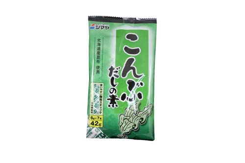 Dashi Konbu base de bouillon 42g