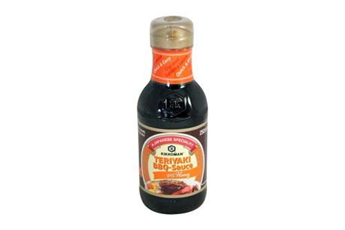 Sauce Teriyaki Barbecue Kikkoman - 250 ml