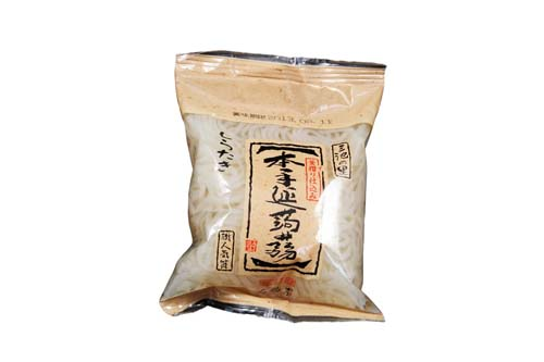 Shirataki de konjac en portion de 125 g